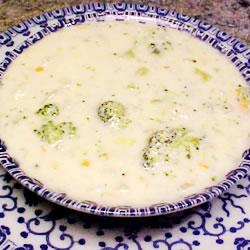 Cheese & Broccoli Soup
