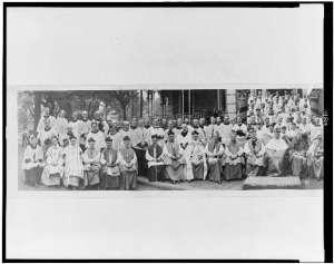 Bishop Allen silver anniv. 1922